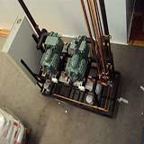 Rack com Compressor Semi-Hermético
